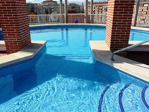 Piso con piscina en abenarabi pisos centro murcia for Pisos en vistabella murcia