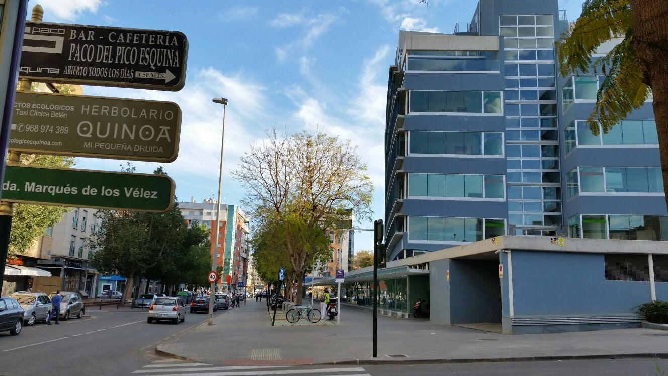 Plaza de garaje frente a urbanismo pisos centro murcia - Compro plaza de garaje ...