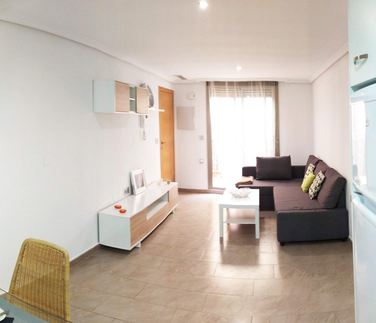 Apartamento de un dormitorio en Molina de Segura