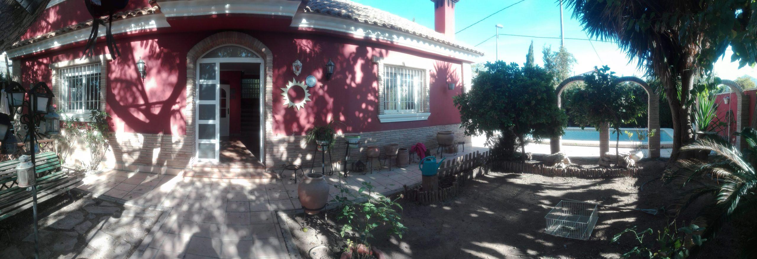 Chalet en Rincón de Beniscornia