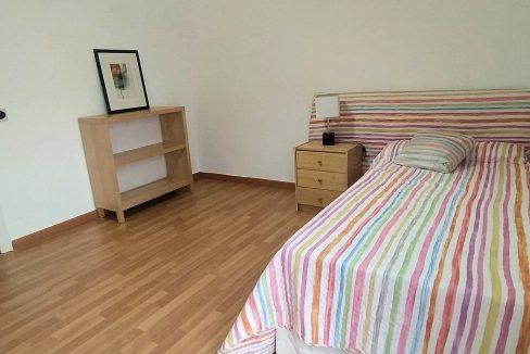 dormitorio simple